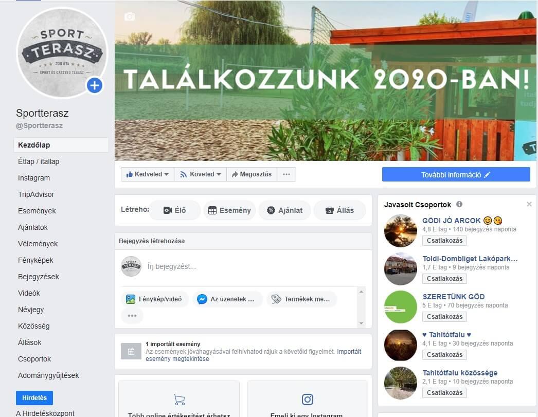 sportterasz-facebook-oldal